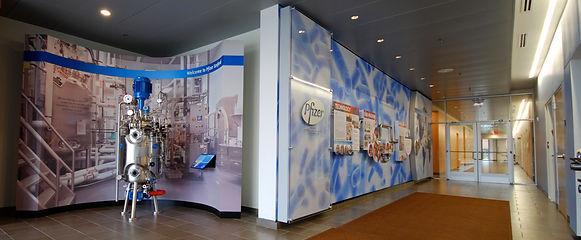 Pfizer | Exhibit Design | Raleigh, NC | Design Dimension, Inc