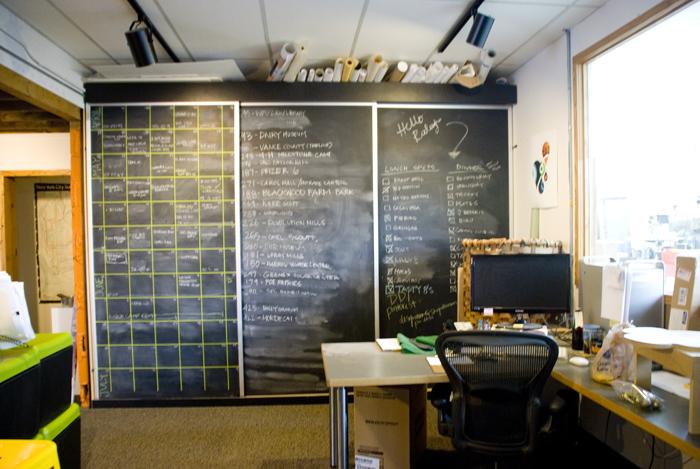 2. Chalkboard
