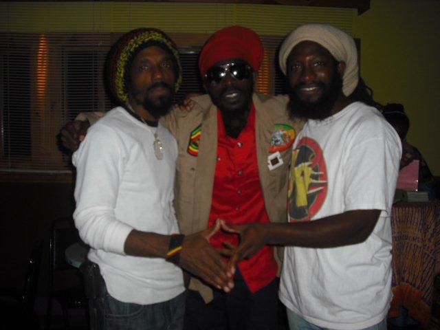 roots reggae event