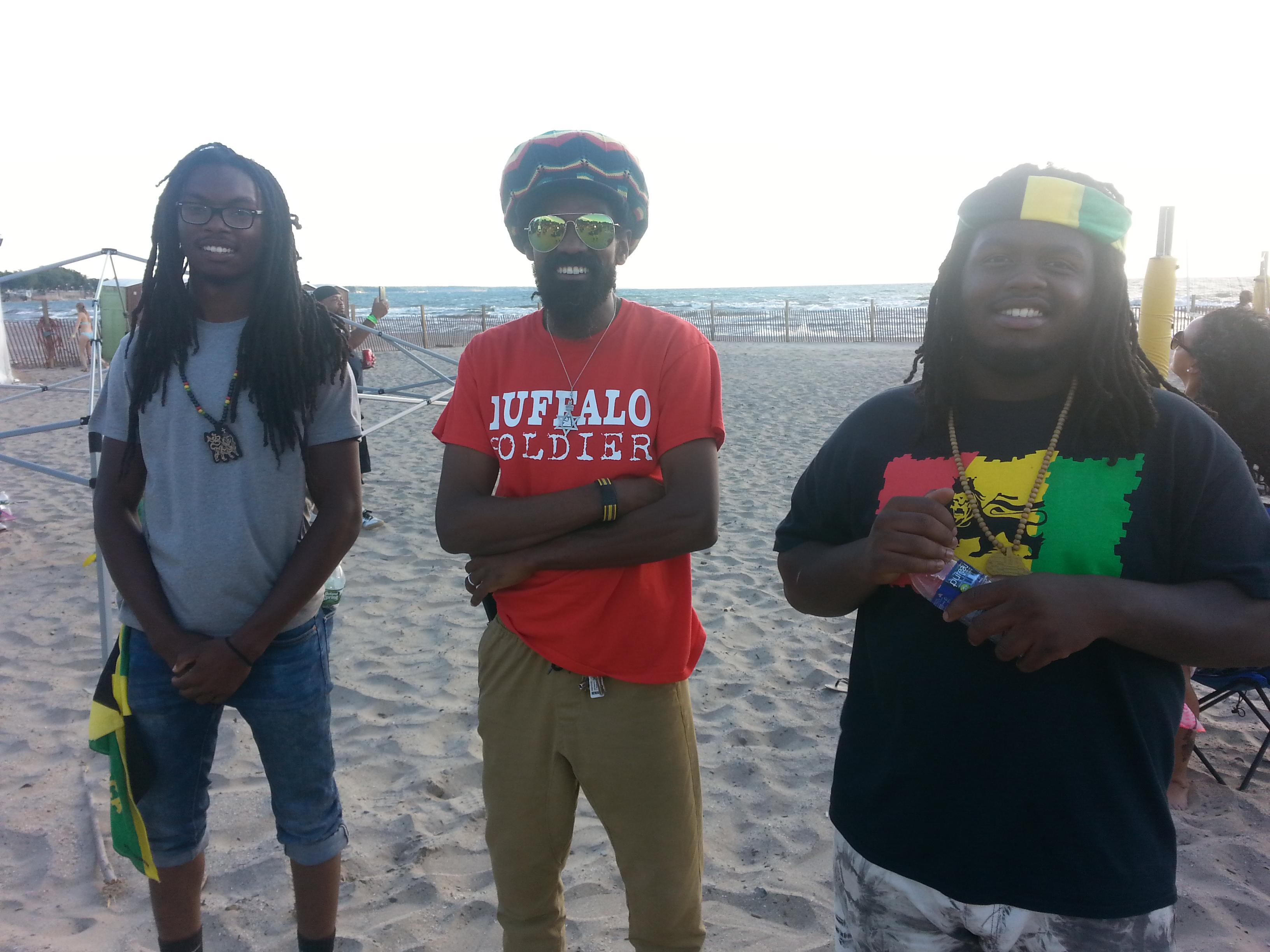 Ras Jomo & the Fam