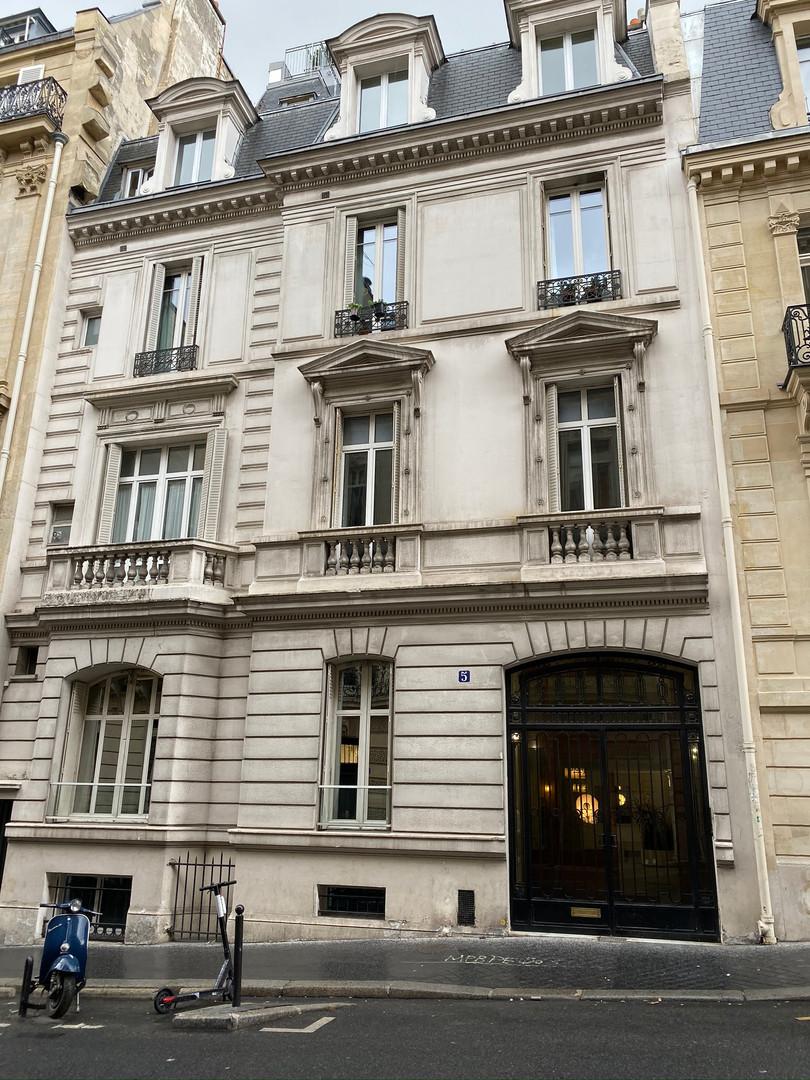Cabinet Ostéopathe 5 rue Copernic
