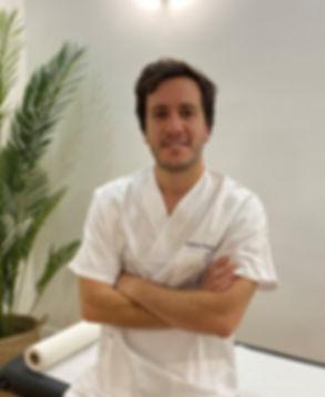 Benjamin Testut-Kelfa Ostéopathe Paris 16