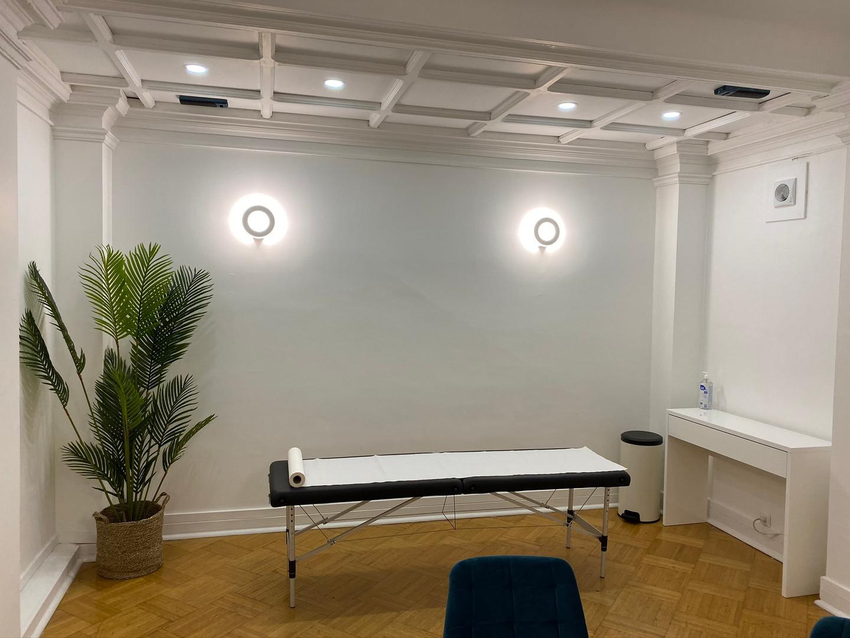 Cabinet Ostéopathe Paris 16