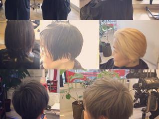 hairドネーション♪