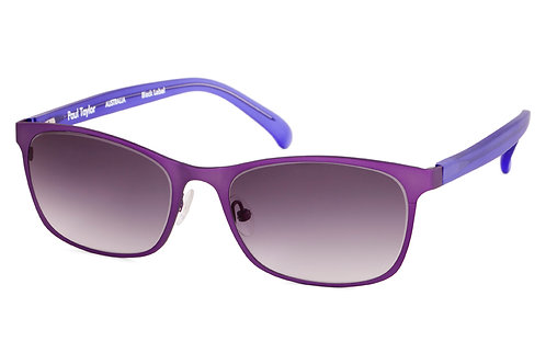 Paul Taylor Black Label Cameron Titanium Sunglasses 54-17