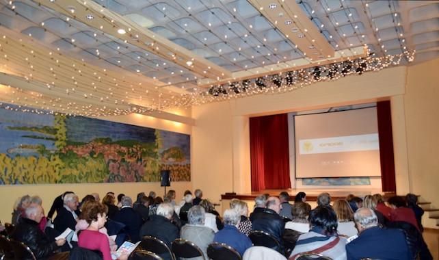 Conférence à Bormes - 17-11-2017