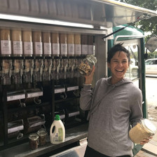 Organic & Fair-Trade Refill Service