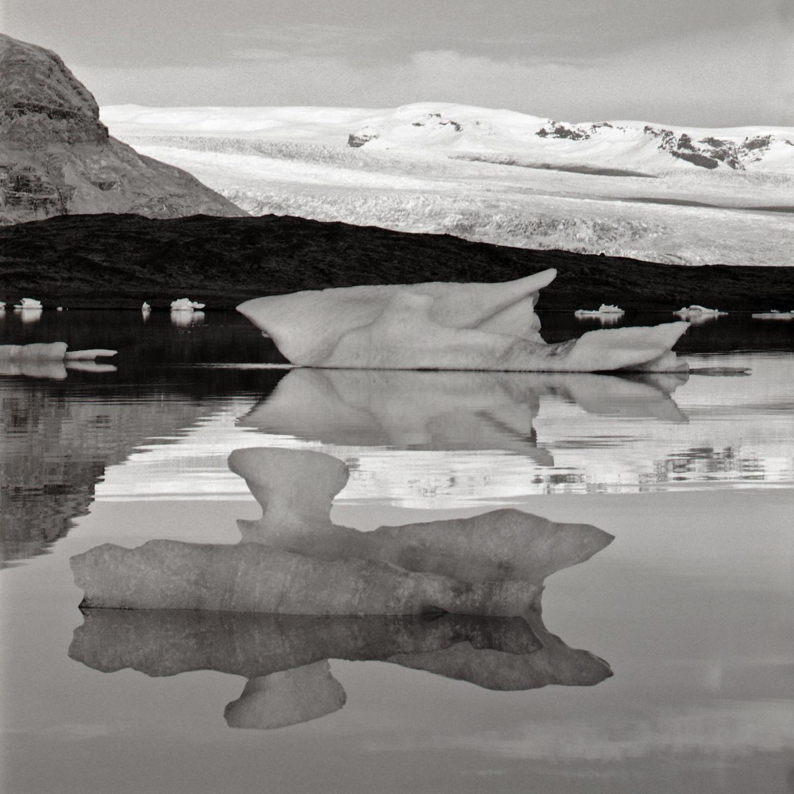Lagoon, Fjallajökull, Iceland