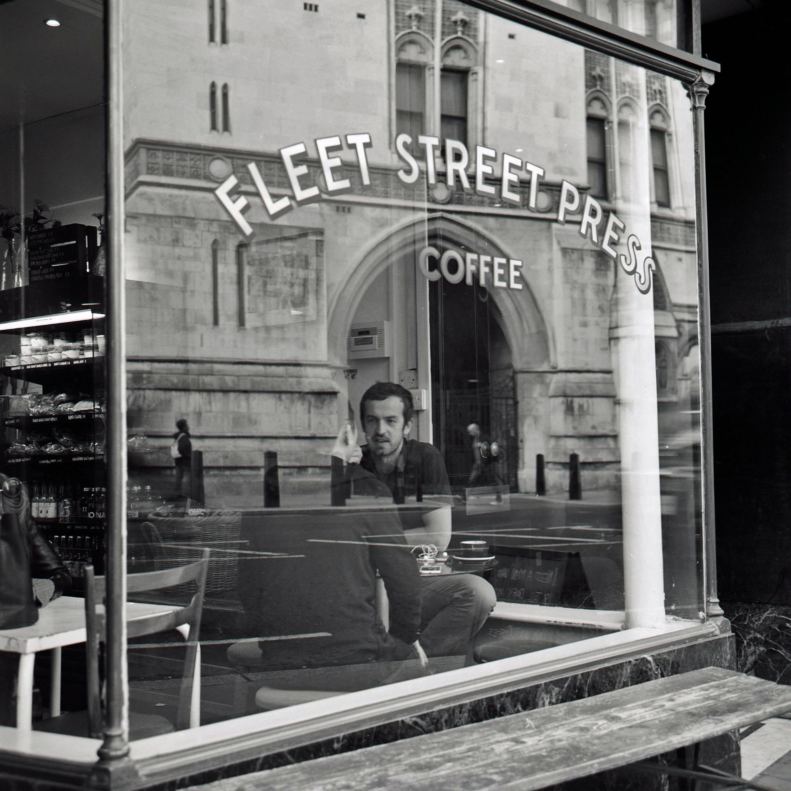 Coffee Shop, London