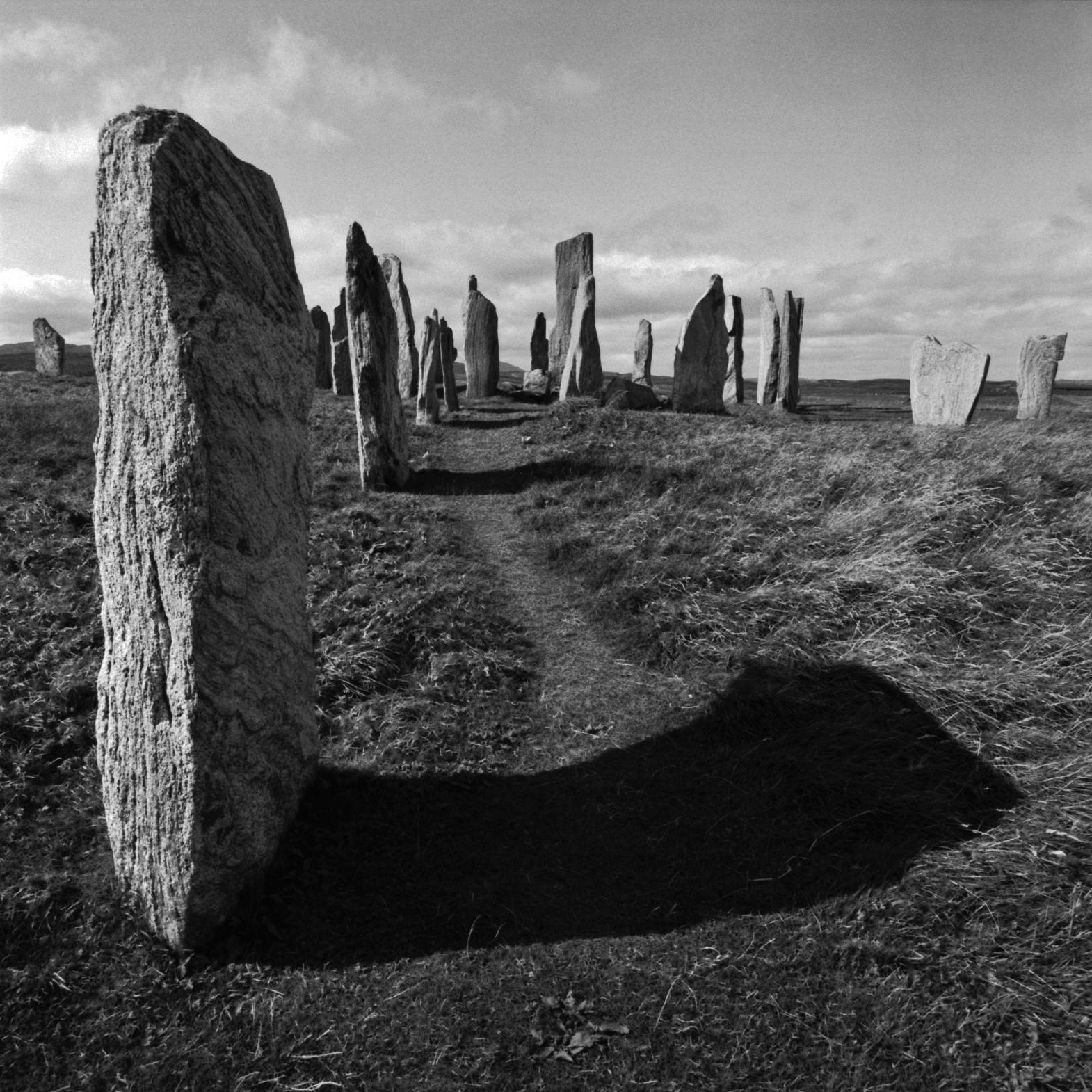 Standing Stones, Callanish, Lewis