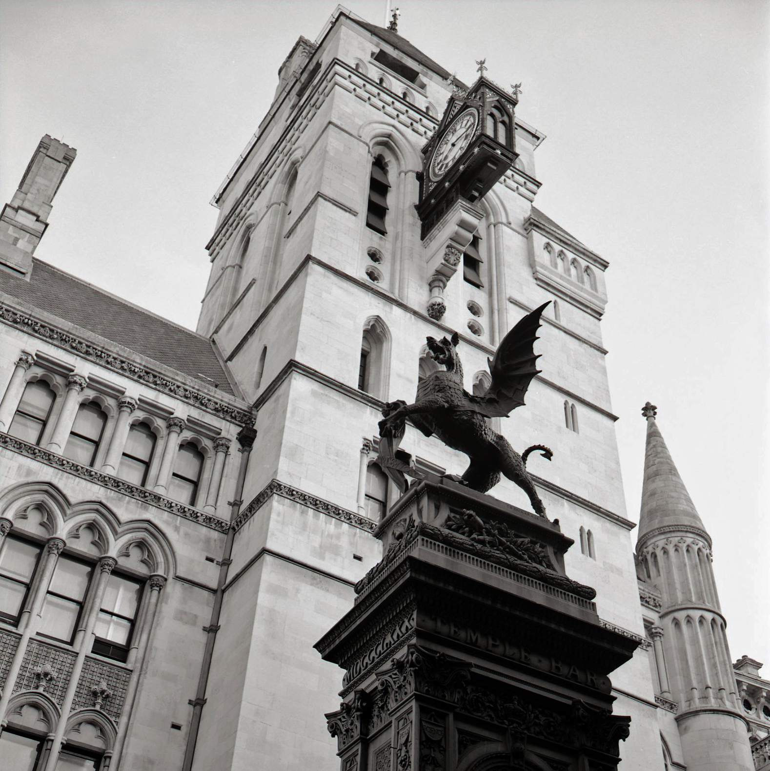 Law Courts, London