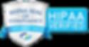 HIPAA Compliance Verification Seal Logo