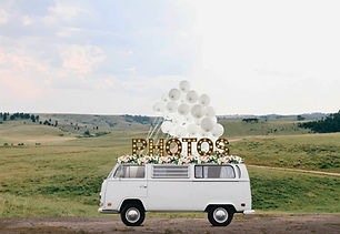 Photo Booth Van