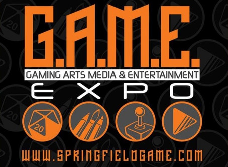 Gamers - Join Us at the G.A.M.E. Expo in Springfield, MO