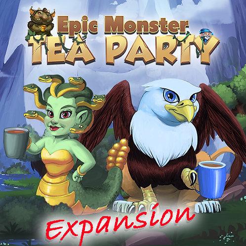 Epic Monster Tea Party Expansion