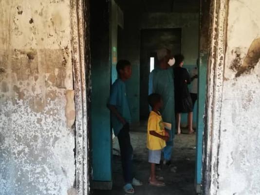 Die Arbeiten am Waisenhaus können beginnen