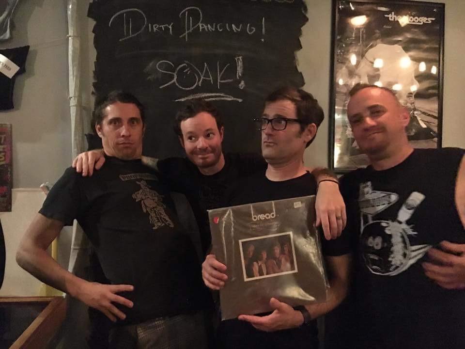 Darin, Zach, Joey & Joel