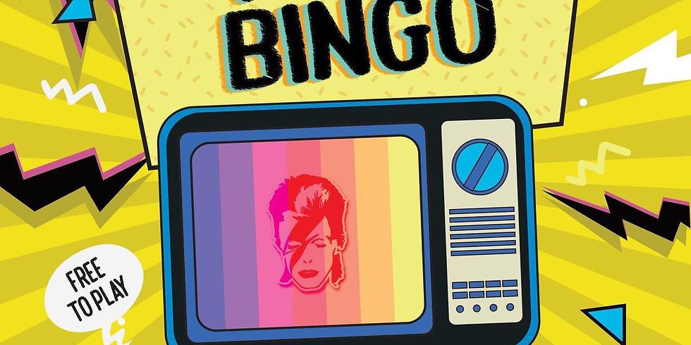 MUSIC VIDEO BINGO TBA