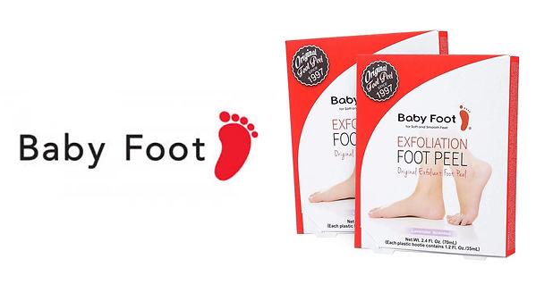 Babyfoot Chemical Peel