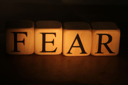 What is your relationship with fear? Anxiety? Worry?