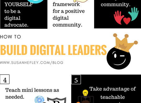 Moving to Digital Leadership: the HOW
