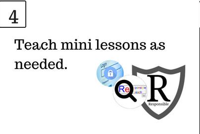 #DigCit Mini Lessons