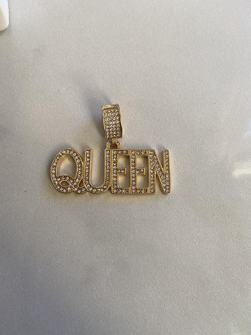 Dainty queen necklaces