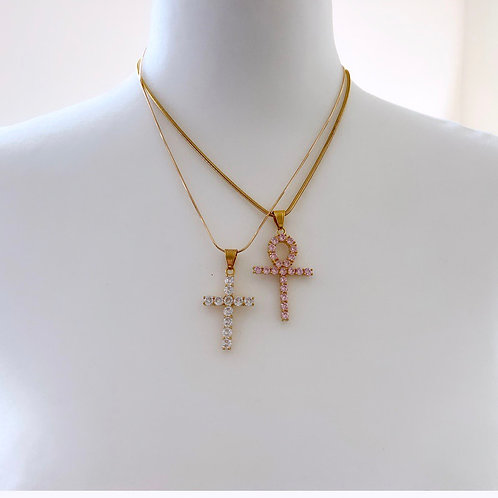 Style2 dainty necklaces