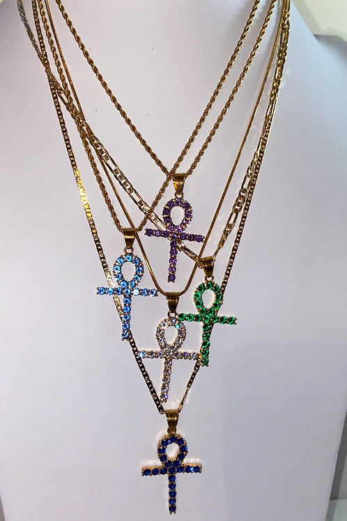 Color Ankh
