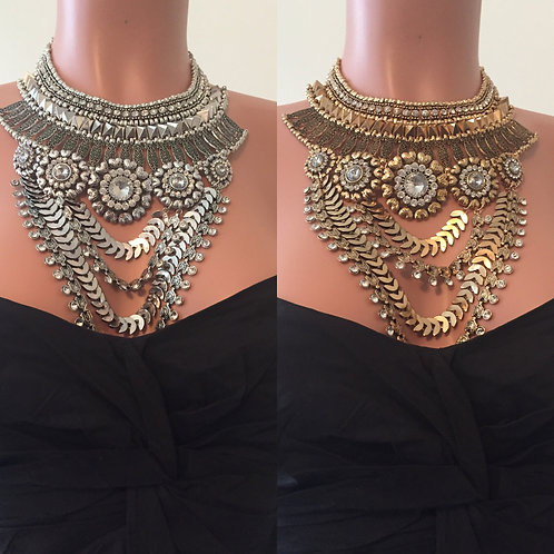 Chunky necklaces style1