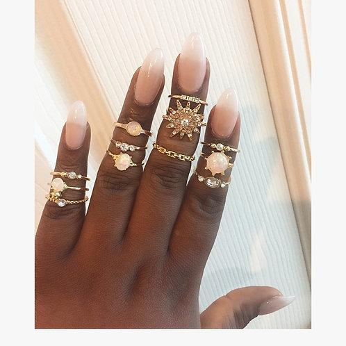 Fancy rings style 3