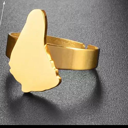 Mini Africa ring