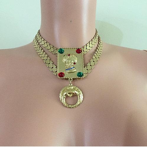 Vintage necklace style 1