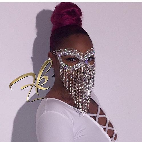 Fk bling mask