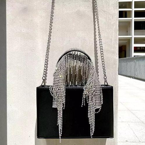 Fancy tassel bag