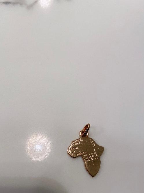Mini Africa necklace