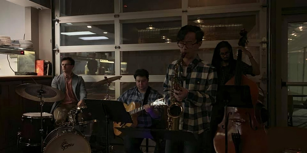 In The Blue Jazz at Zoko 822