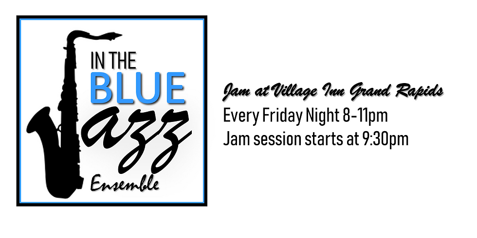 In The Blue Jazz Friday Night Jam