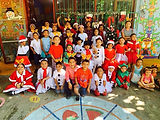 Christmas Pageant at Hekab be