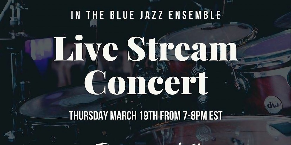 In The Blue Live Stream Concert