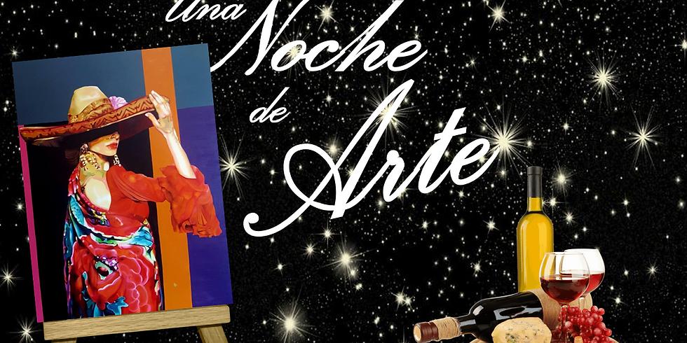 An Evening of Art - Una Noche de Arte