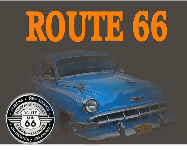 La traversée mythique de la Route 66 en version accompagnée avec evasion forever voyages