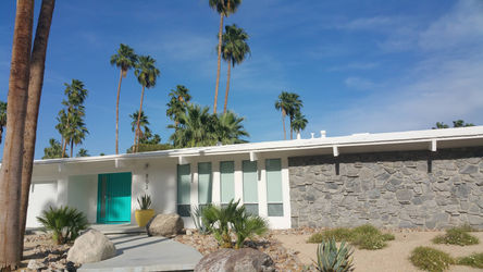 Palm Springs villa modernisme