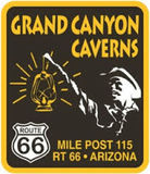 Grand Canyon Caverns en Arizona