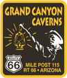 Grand Canyon Caverns en Arizona