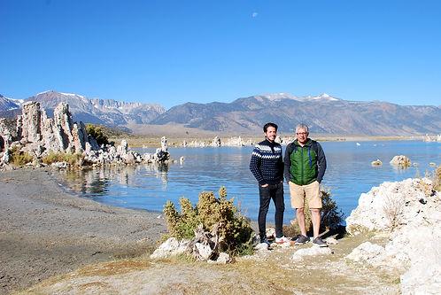 Lac mono californie