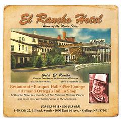 Motel El Rancho nouveau-mexique