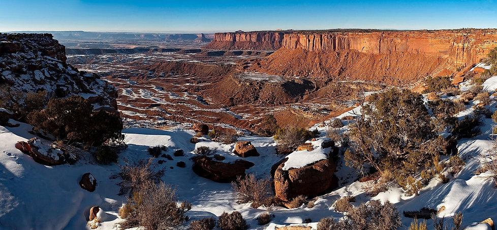 Parc national de Canyonlands en Utah