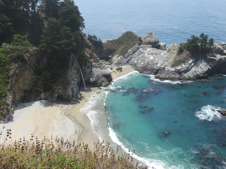 Big sur californie