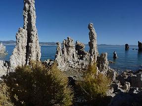Lake Mono, Californie